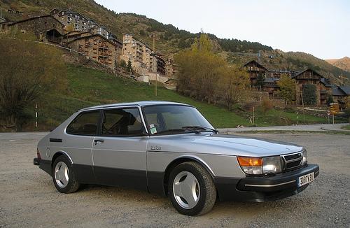 Performance Modifications Saab 900 Convertible  Saab
